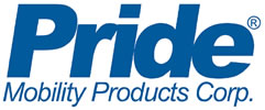 Pride Inc, Mobility Products Logo